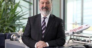 مدیر عامل شرکت هواپیمایی پگاسوس صندلی جدید یاتا را انتخاب کرد