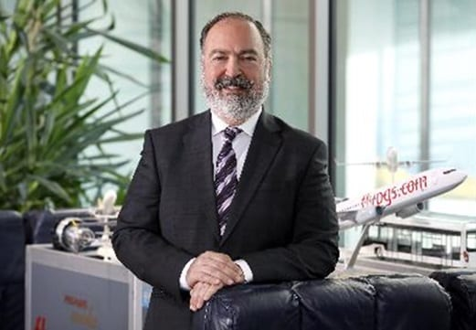 Pegasus Airlines CEO elected new IATA Chair