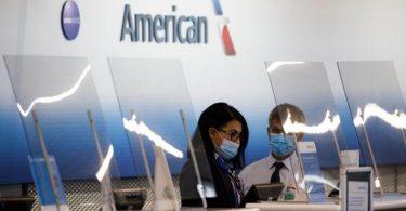 American Airlines kommer til 13,000 arbeidere hvis flyet forblir jordet