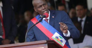 Président haïtien, Jovenel Moise