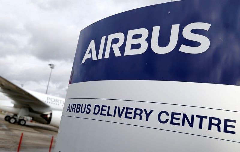 Airbus: 21 fanaterana ho an'ny mpanjifa 15 amin'ny 2021 hatramin'izao