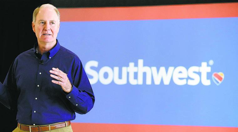 Southwest Airlines kundiget feroarings fan liederskip oan