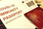 Brits demand government dropped 'COVID-19 vaccine passport' idea