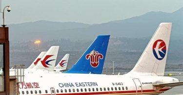 Kina forpliktet seg til full gjenoppretting av sin sivile luftfartssektor