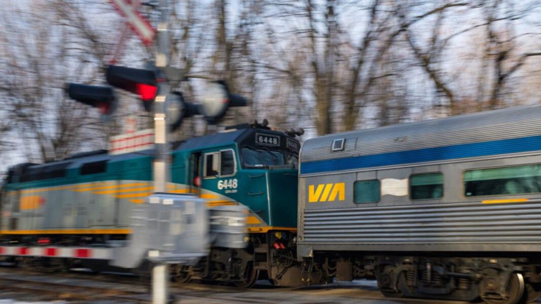 VIA Rail reaches tentative agreements with Unifor union