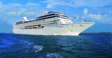 Around the World in 180 Days cruise selger seg ut på en enkelt dag