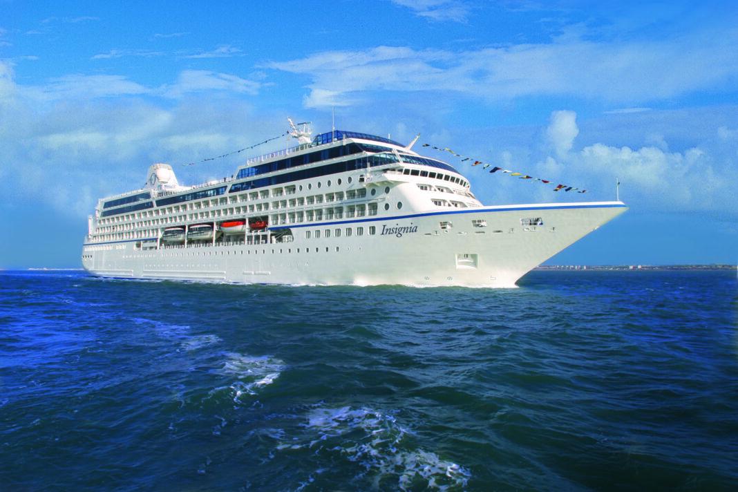 Rûn de wrâld yn 180 dagen cruise ferkeapet op ien dei út