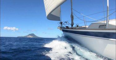 مقررات قایق سواری COVID-19 که برای جزیره سنت اوستاتیوس کارائیب هلند صادر شده است
