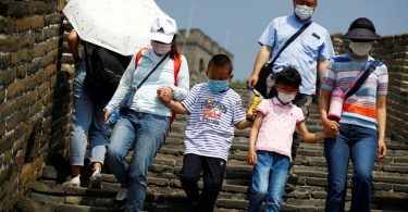 Прво безбедност: Кинеските туристи се одлучуваат за патување на кратки растојанија