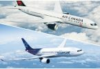 Riaghaltas Chanada a 'ceadachadh Transat a cheannach le Air Canada