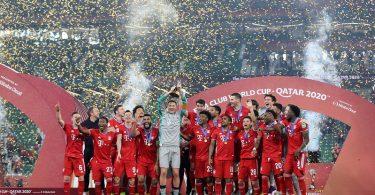 Qatar Airways mengucapkan tahniah kepada FC Bayern München atas kemenangan FIFA Club World Cup Qatar 2020