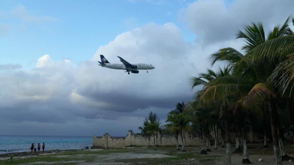 New Mexican Caribbean flights prove tourist confidence in destination