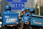 "U Festival di Primavera di ""stà in casa"" di a Cina innesca un boom di consegna"