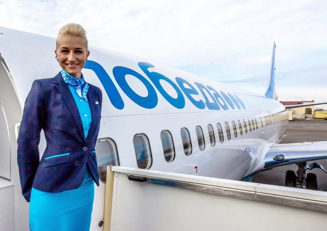 Russian budget Pobeda Airlines resumes Moscow-Milan flights