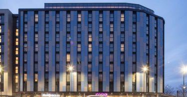 Nanokatra fananana marika roa an'ny UK ny Marriott International