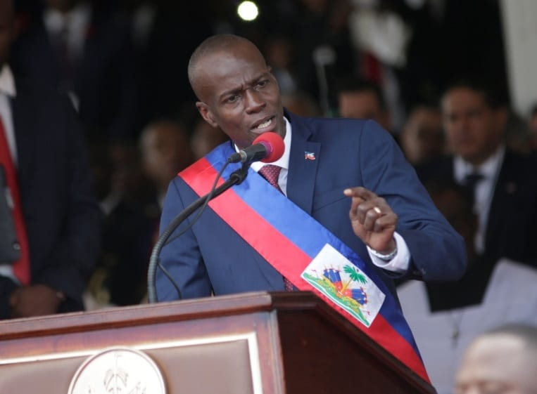 Haiti president: Coup and assassination attempt foiled
