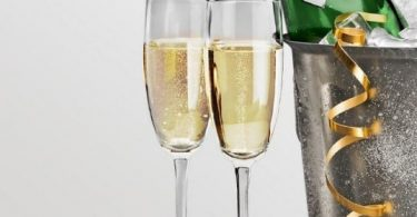 Шампанско Блейн 1