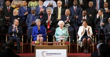 Commonwealth Heads of State Summit tahun 2018