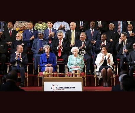 Samiti i Krerëve të Shteteve të Komonuelthit në 2018