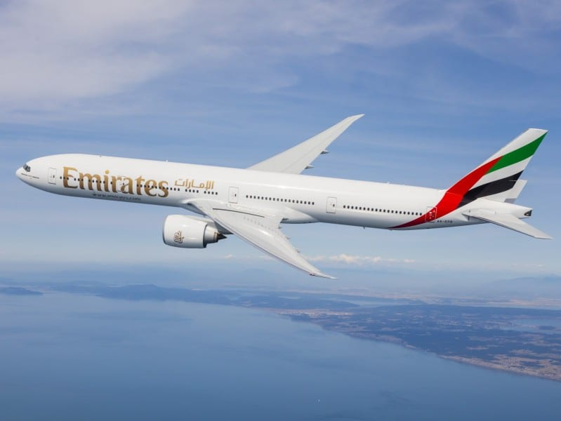 Emirates Airlines is becoming Greek for Americans