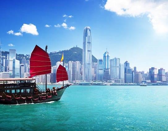 ہانگ کانگ سیاحت