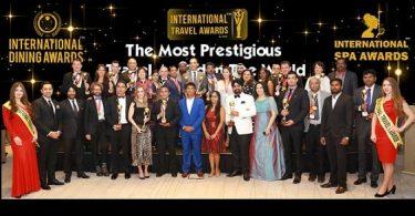جوائز السفر الدولية