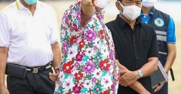 Sikker boble i karantæne i Pattaya-området