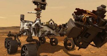 Perserverance je snimio animiranu sliku zahvaljujući NASA-i