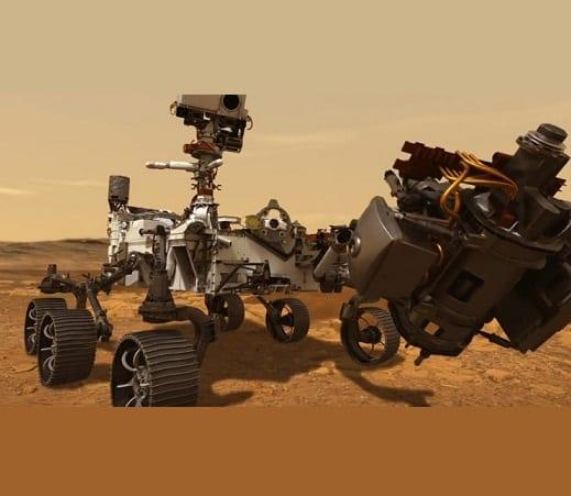 Perseverance has landed: Mars Travel Success!