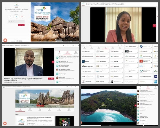 Seychelles Tourism Board's Annual GCC Roadshow Goes Virtual