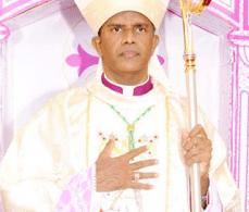 biskop af Christian Noel Emmanu