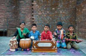 موسیقی علیه کار کودکان pr 2