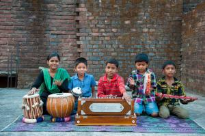 Raise Awareness of Child Labour by Music