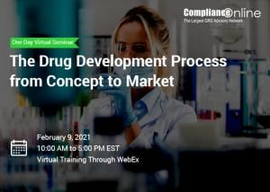 Drug Development Process from Concept to Market
