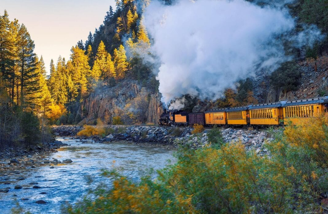6 Most Scenic Train Rides Across the US