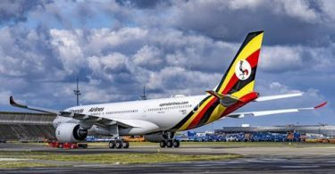Ndege zaku Uganda zapeza malo okwera ndege ku London Heathrow