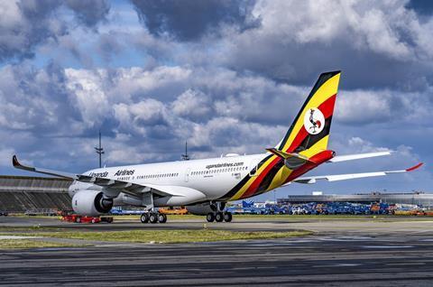युगांडा एअरलाइन्सने लंडन हीथ्रो येथे प्राइम लँडिंग स्लॉट मिळविला