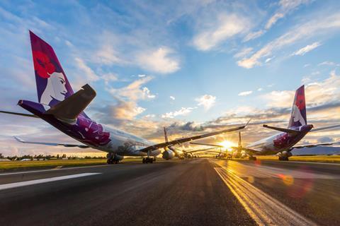 Hawaiian Airlines expande el programa Pre-Clear a Japón y Corea del Sur
