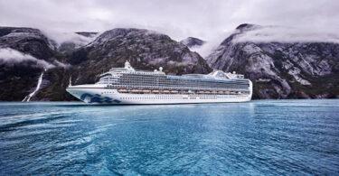 Princess Cruises dia nanitatra fiatoana fitsangantsanganana an-tsambo avy any Seattle hatramin'ny 27 Jona