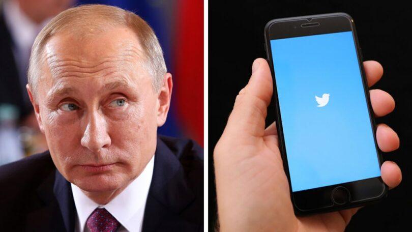 Mandrahona ny hanakatona ny Twitter i Russia raha tsy mifanaraka amin'ny sivana izany