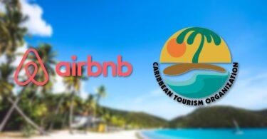 Karibian matkailujärjestö tekee yhteistyötä Airbnb: n kanssa