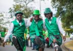 Montserrat celebrated in the UK on St Patrick's Day