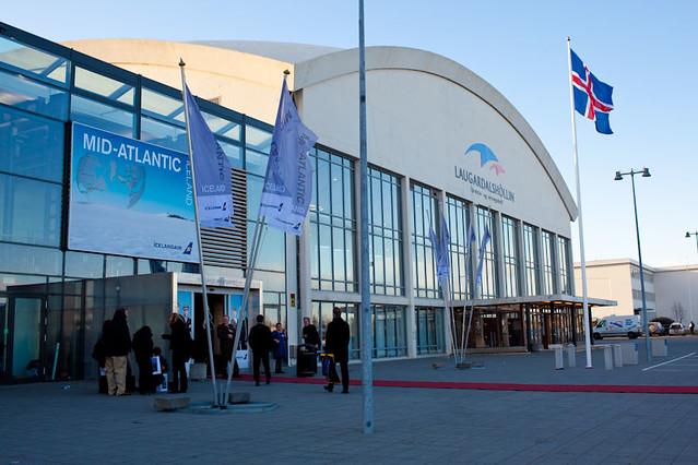 In Reykjavík finden zwei der größten Sportveranstaltungen des Jahres statt