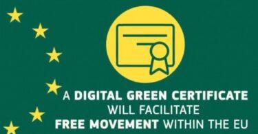 Ny EU dia nanala ny Digital Green Certificate ho an'ireo mpandeha vita vaksinin'ny COVID-19