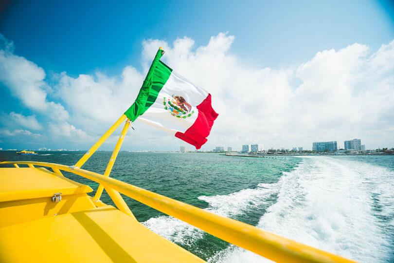 Nová daň z cestovního ruchu v mexickém Karibiku začíná 1. dubna