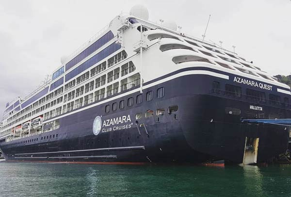 Royal Caribbean Group vende su marca Azamara