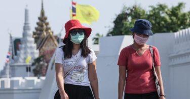 Thailand forkorter COVID-19 karantæne for besøgende