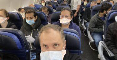 FlyersRights: Der skal vedtages sociale afstandsforanstaltninger for flyrejser