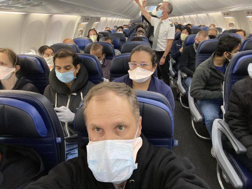 FlyersRights: Lentomatkustamisen sosiaaliset etäisyystoimenpiteet on toteutettava