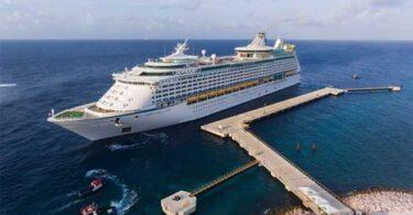 Bahamas turistministerium begejstrede for at byde Royal Caribbean International velkommen igen